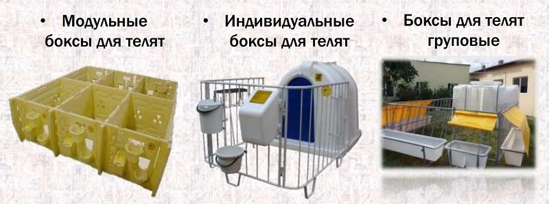 Оборудование для содержания крс