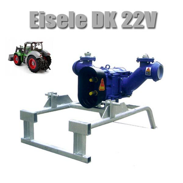 Насос от BOM Eisele DK 22V