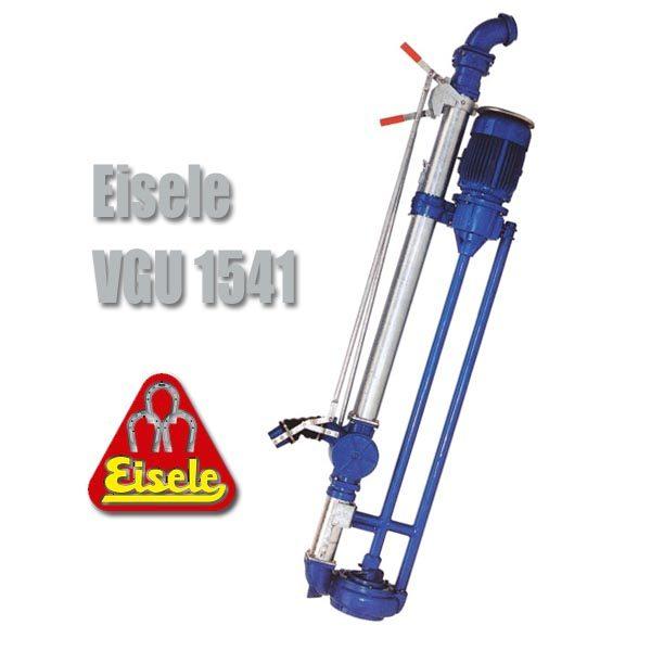 Вертикальный фекальный насос VGU 1541
