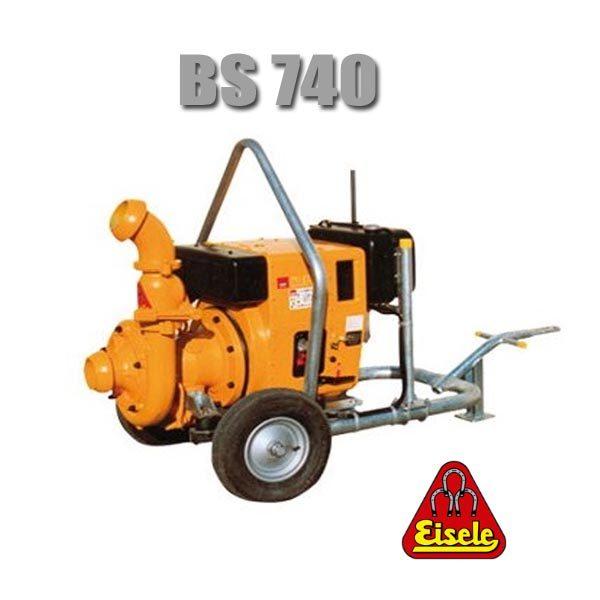 Самовсасывающий насос BS 740