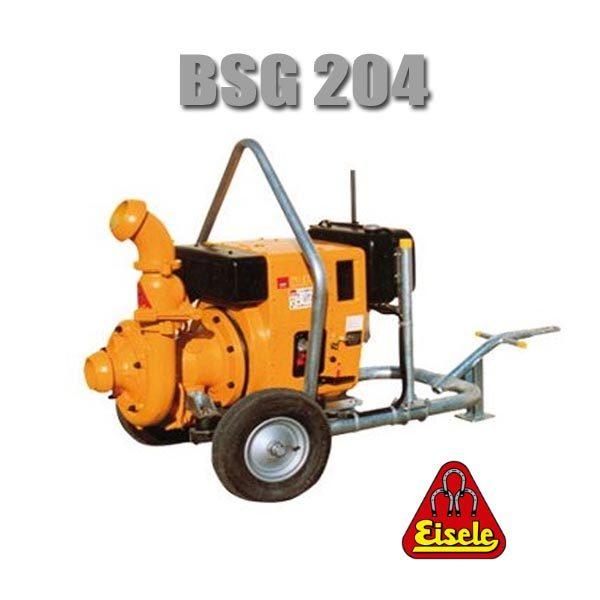 Насос для ЖКХ BSG 204 с приводом BOM