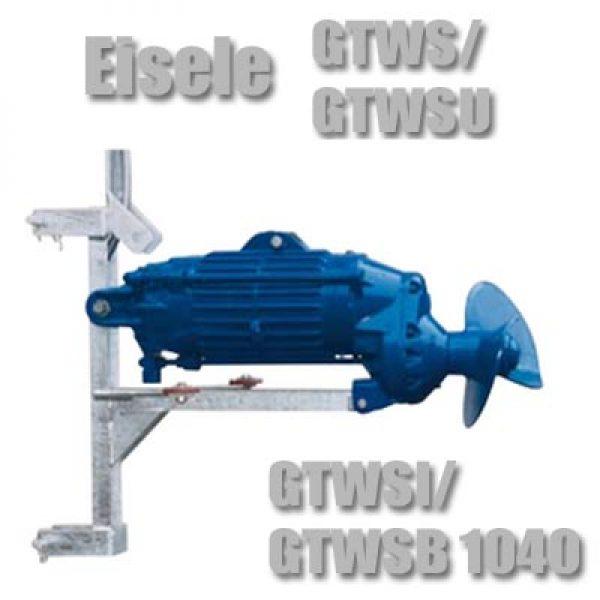 Погружной миксер GTWS(I-U-B) 1040