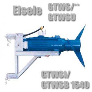 Погружной миксер GTWS(I-U-B) 1540