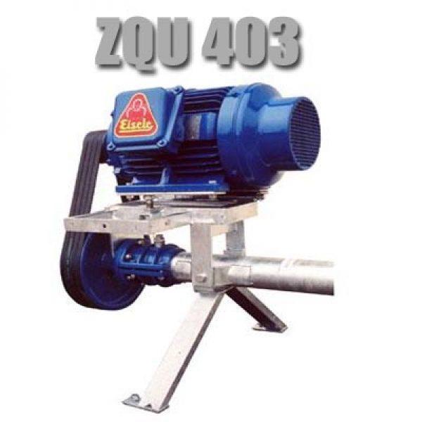 Полупогружной миксер для навоза ZQU 403