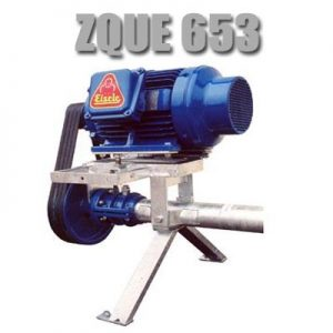 Полупогружной миксер для навоза ZQUE 653