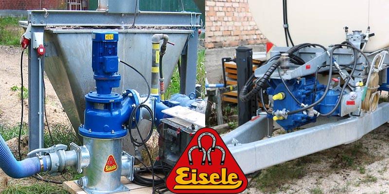 купить роторный насос Eisele