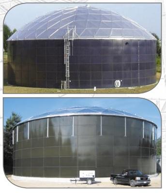 Алюминиевые куполообразные крыши