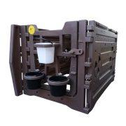 Домик для телят пластиковый БСТМ-М