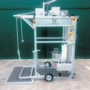 автоматический станок для обрезки копыт