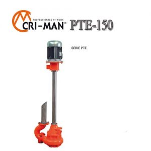 Вертикальный насос PTE 150