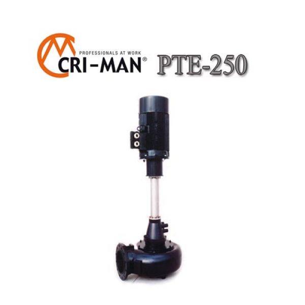 Вертикальный насос PTE 250
