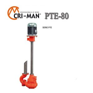 Вертикальный насос PTE 80