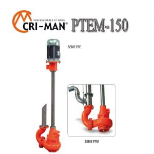 Вертикальный насос PTEM 150